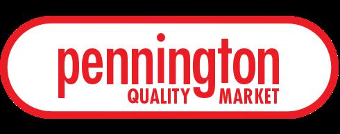 A theme logo of Pennington Quality Market IGA